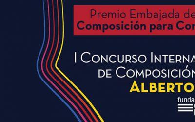 Embassy of Spain Award: Mixed Choir Category