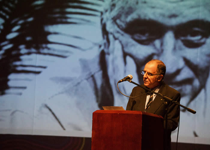 Miguel Astor en evento CICCAG