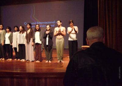 Evento anuncio de ganadores CICCAG - noviembre 2017